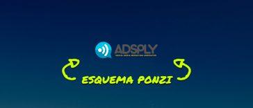 Adsply é um Esquema Ponzi