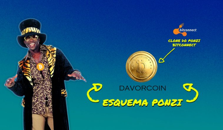 DavorCoin fraude clone Bitconnect