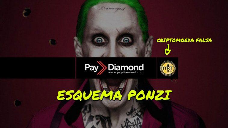Análise PayDiamond e MKTCOIN