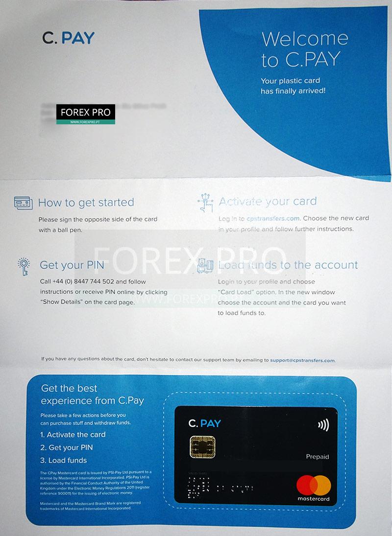 Novo Cartão Bitcoin Contactless Mastercard da Cryptopay