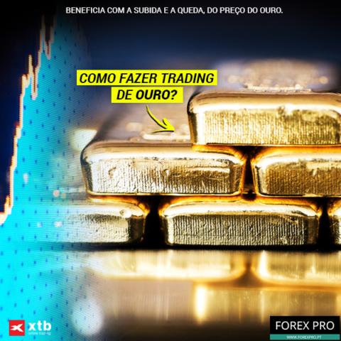 Como Negociar Ouro