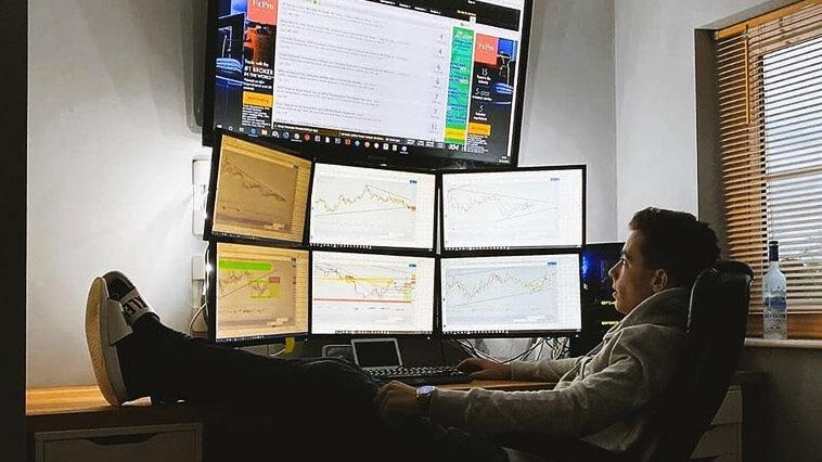 Como Viver do Trading Forex