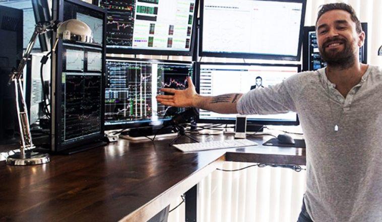 Traders Profisisonais para Ganhar Dinheiro