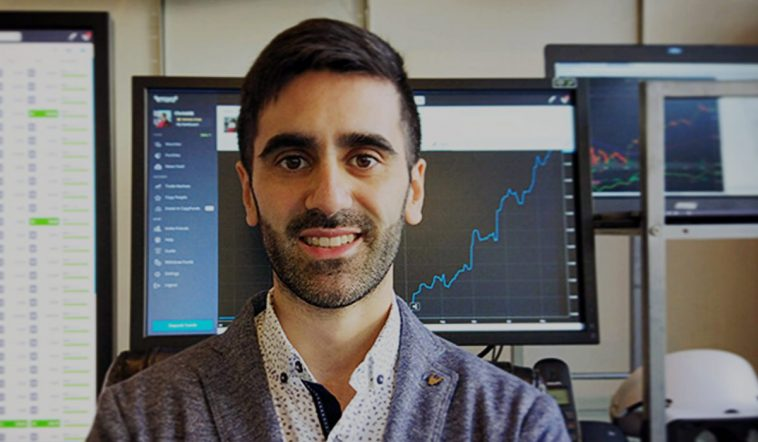 Ganhar Dinheiro a copiar traders