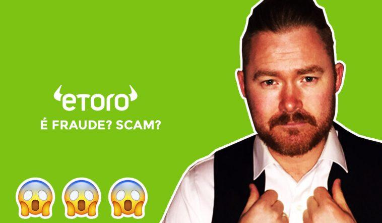 Fraude ETORO scam revelado online