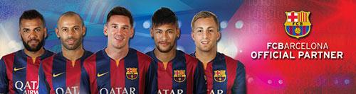 IronFX é um parceiro do FC Barcelona