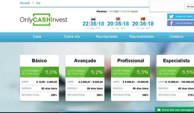 Fraude OnlyCashInvest