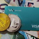 Novo Cartão Bitcoin Visa Contactless Wirex disponível