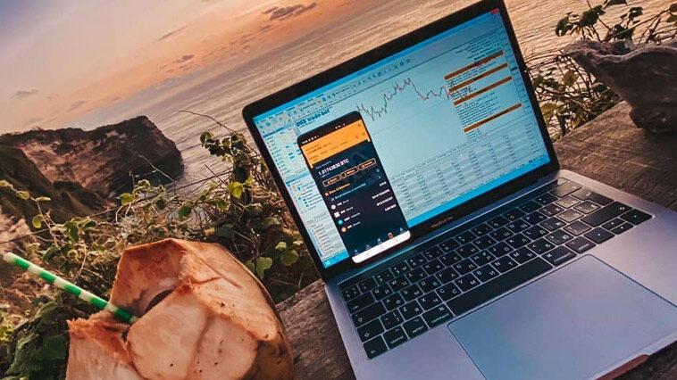 Plataforma de trading Metatrader 4