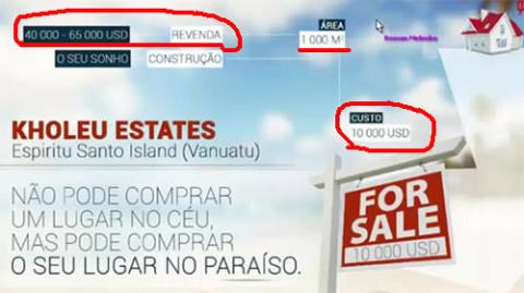 projeto de fachada que promete retorno de 400% a 650%
