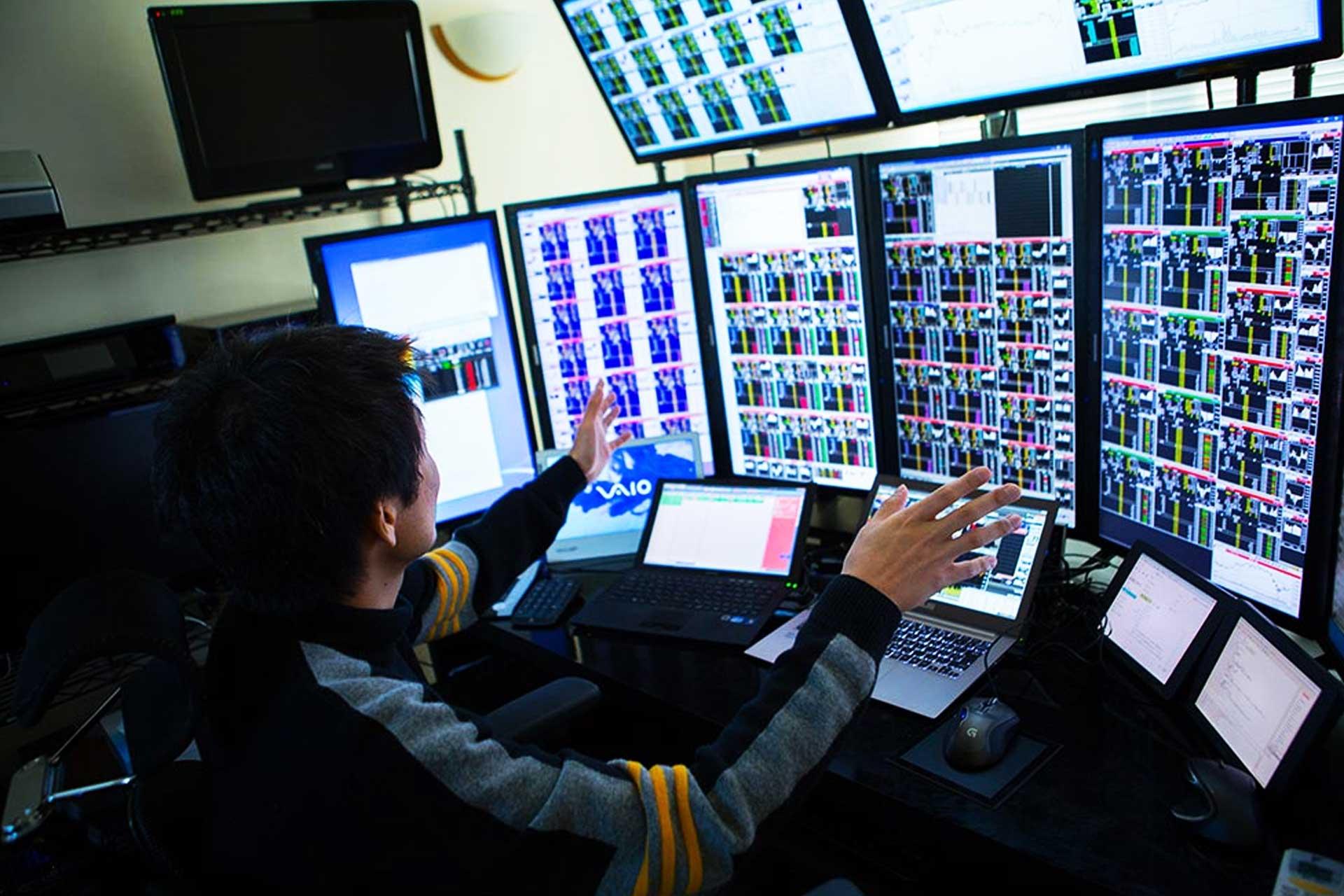 robo investidor trader funciona mesmo