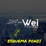 WeiFastPay é um Esquema Ponzi Bitcoin entre 2.5 a 3% por dia (ROI)